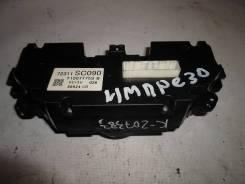 Блок управления климатической установкой [72311SC090] для Subaru Impreza III