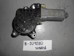 Моторчик стеклоподъемника задний левый [9881029000] для Hyundai Sonata IV