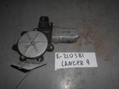 Моторчик стеклоподъемника передний правый [MR991832] для Mitsubishi Lancer IX
