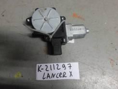 Моторчик стеклоподъемника задний правый [5743A109] для Mitsubishi Lancer X