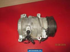 Компрессор кондиционера Toyota Avensis Verso (M20) 2001-2009 Авенсис Версо 4472203895