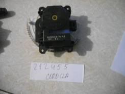 Моторчик привода заслонок отопителя [0638000171] для Lexus IS II, Toyota Camry XV40, Toyota Corolla E140/E150