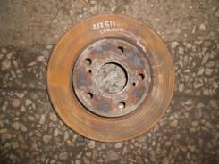 Диск тормозной передний [4351212670] для Toyota Auris I, Toyota Corolla E120/E130, Toyota Corolla E140/E150