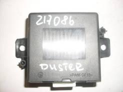 Блок управления парктроником [259904473R] для Renault Duster