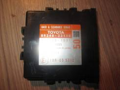 Блок управления парктроником [8934033110] для Toyota Camry XV50