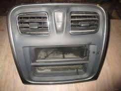Рамка магнитолы [682602327R] для Renault Logan II