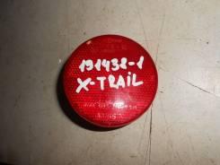 Светоотражатель заднего бампера [26560EQ000] для Nissan X-Trail T30