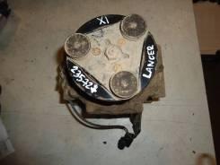 [арт. 235727] Компрессор системы кондиционирования в сборе с муфтой [7813A035] для Mitsubishi Lancer IX