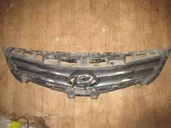 Решетка радиатора. Рестайлинг [863504L500] для Hyundai Solaris I