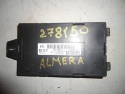 Блок комфорта [8201279201] для Nissan Almera III