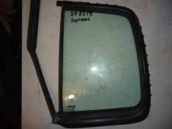Стекло двери задней левой [7700842895] для Renault Symbol I [арт. 278219]