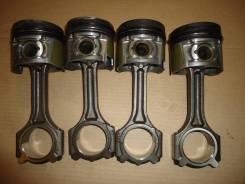 Поршень ДВС 1700 DIESEL в сборе комплект [234A02A931] для Hyundai i40