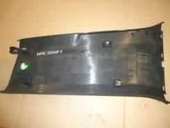 Обшивка стойки центральная нижняя правая [5JA867282B] для Skoda Rapid