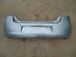 Бампер задний [521590D130] для Toyota Yaris II