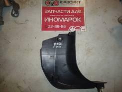 Накладка порога левая [8A61B02349AFW] для Ford Fiesta VI