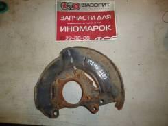 Кулак поворотный передний левый [MR992377] для Mitsubishi L200 IV [арт. 298116]