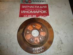 Диск тормозной задний [26700AL010] для Subaru Outback IV