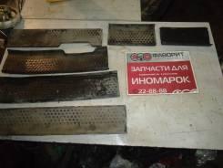 Комплект накладок на Порог [31605109073] для УАЗ Патриот