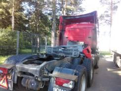 Scania p 420 6x4 в разбор