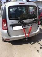 Автомобильное крепление для велосипедов на фаркоп