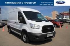 Ford Transit. Фургон , 2 200куб. см., 1 100кг., 4x2