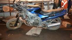 Продам мотоцикл Kawasaki ZZR 400 на запчасти