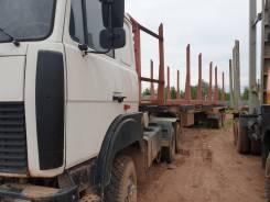 МАЗ. Продается лесовоз 433-000, 10 000куб. см., 30 000кг., 6x6