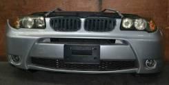 Ноускат. BMW X3, E83