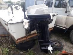 Продам лодочный мотор Tohatsu