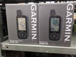 Garmin Gpsmap 66S GPS Glonass Навигатор Портативный ( Море + Суша )