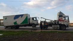 Эвакуатор грузовой, перевозка спецтехники, трал, круглосуточно