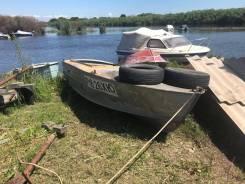 Продам лодку Прогресс-2 и лодочный мотор Golfstream 2-х тактный