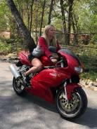 Ducati 900SS, 2001
