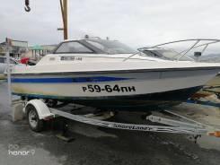 Продам катер Yamaha SR-17