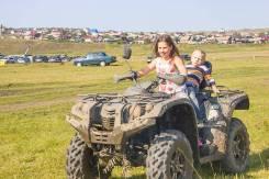 Stels ATV 500H, 2012