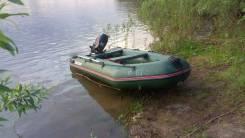 Продам лодку NissanMaran с мотором Tohatsu M 15D2 S