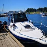 Продам катер (лодку) Корвет 600 WA
