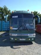 Kia Granbird. Продам автобус, 45 мест, С маршрутом, работой