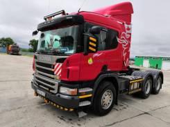 Scania P440. Тягач , 12 700куб. см., 25 000кг., 6x4