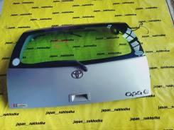 Дверь багажника. Toyota Opa, ZCT10 1ZZFE