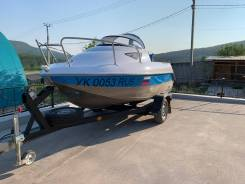 Продам водометный катер Vigor S480JET