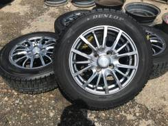 "Leben R14 4*100 5.5j et50 + 175/65R14 Dunlop Winter Maxx WM01 2016. 5.5x14"" 4x100.00 ET50"
