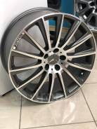 Новые диски Mercedes S-classe R20 разноширокие