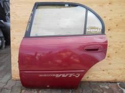 Продам дверь заднюю левую для Toyota Corolla AE100 91-02