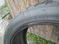 Nitto NT555 Extreme ZR, 265/40R22