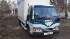 Nissan Atlas. Продается грузик ниссан атлас в кабине исудзу эльф 3т, 4 300куб. см., 3 000кг., 6x4