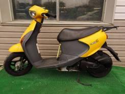 Suzuki Lets 4. 49куб. см., исправен, без птс, без пробега