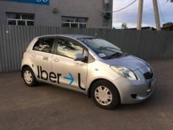 Аренда Toyota Vitz для работы в Uber и Яндекс. Такси