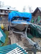 Лодка с матором