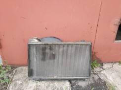 Радиатор охлаждения двигателя jzx110